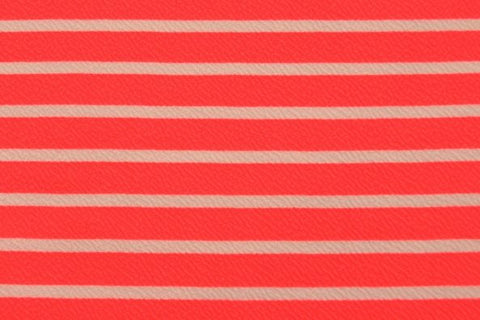 Coral Liverpool Stripes