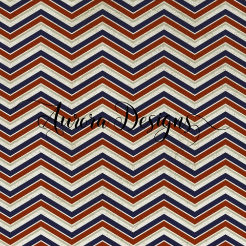 Liberty Custom Chevron Cotton Lycra