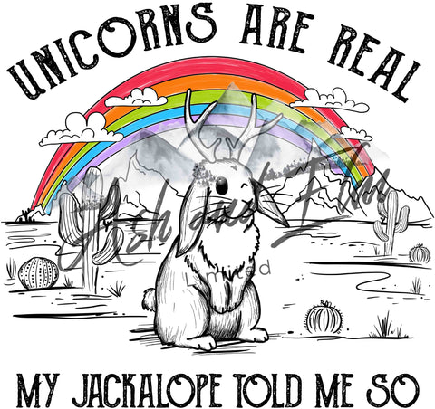 Unicorns are Real Panel