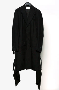 LOMO COAT BLACK