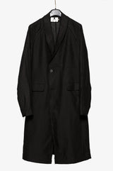 LOOM COAT BLACK