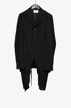 GARI JACKET BLACK