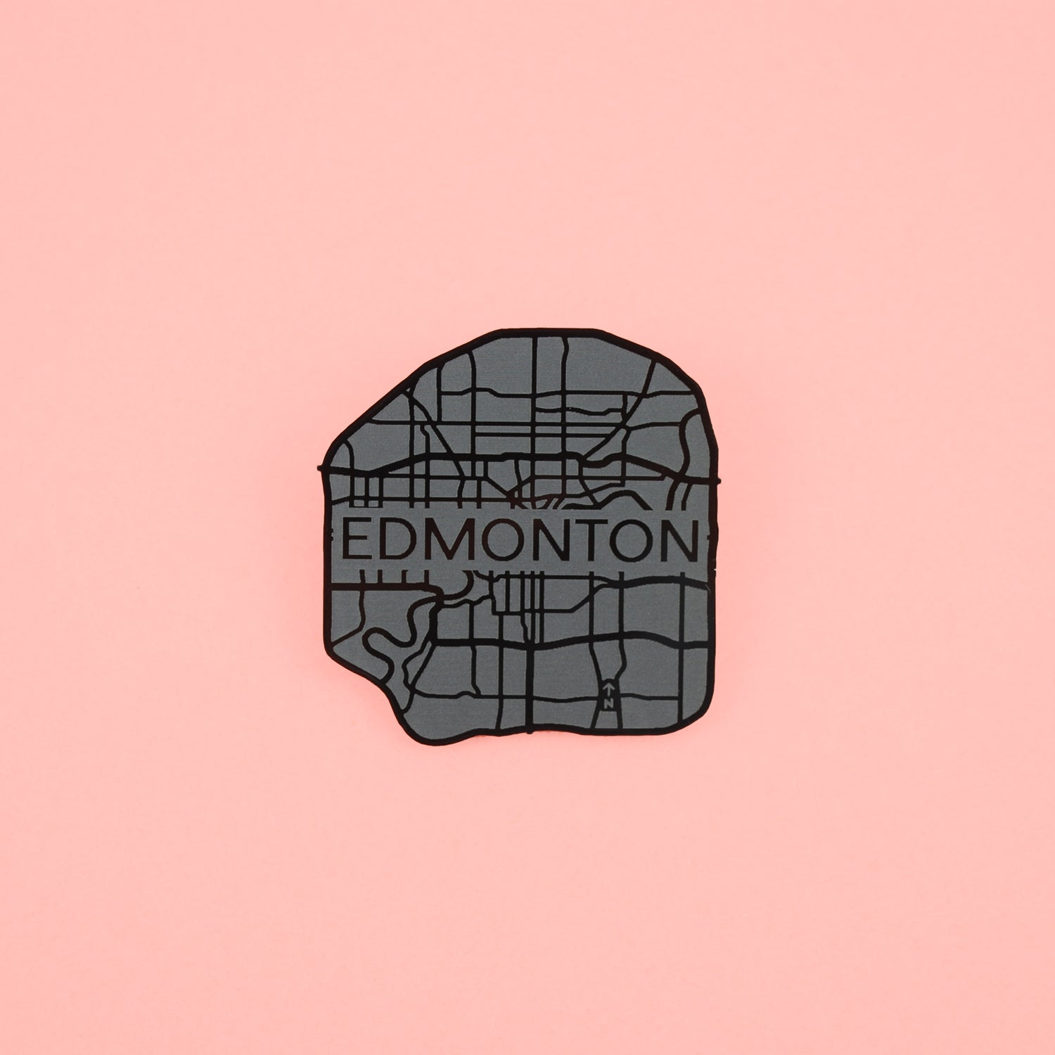 Edmonton Map Pin