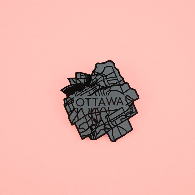 Ottawa Map Pin