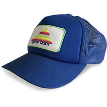 Alpine Dam, The Shoreline, snapback trucker hat