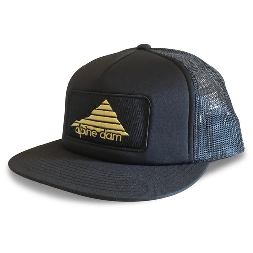 Alpine Dam, Negative Split, snap back