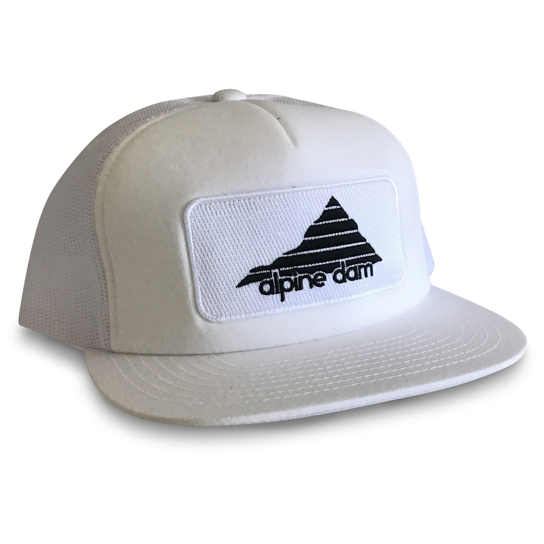 Alpine Dam, The Radar, snap back