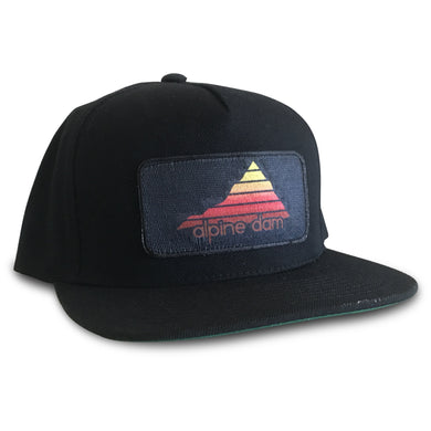 Alpine Dam, The Summit, snap back