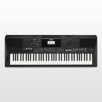 TECLADO INTEMEDIO 76 TECLAS (INCLUYE ADAPTADOR SPA-300C)  YAMAHA    PSREW410