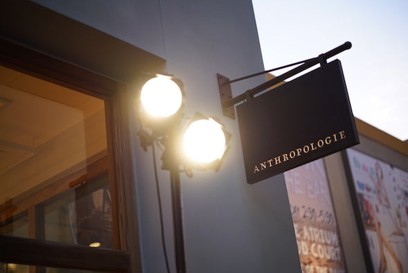 Anthropologie + Girl & a Serious Dream Lingerie: A Dream Collaboration