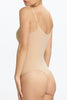 Commando Classic Bodysuit Thong in Nude