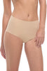 Commando Classic High Waist Bikini Briefs panties in Blush pink, White, Nude or Black