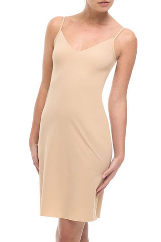 Lounge Pima Cotton Slip in Ivory - style A12