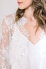 Allure Bias Cut Silk Slip Gown Wedding Dress bridal