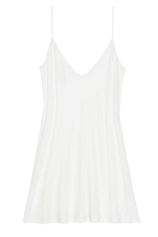 Commando Strapless Slip Dress in Nude