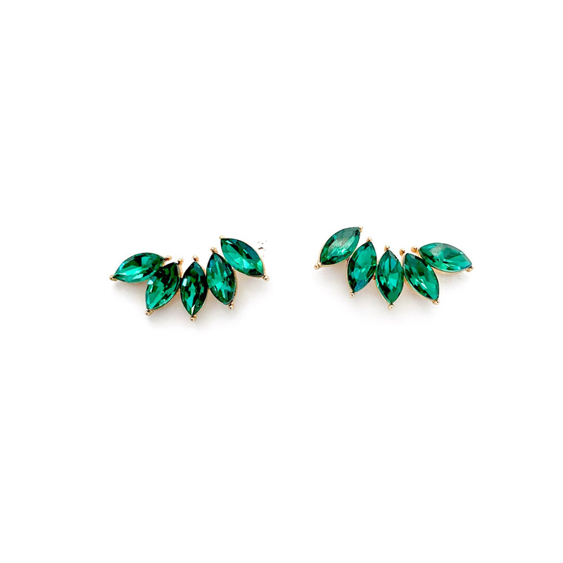 Emerald City - Glam Studs