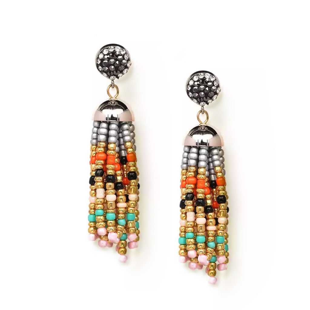 Canyon - Beaded Tassel Dangles