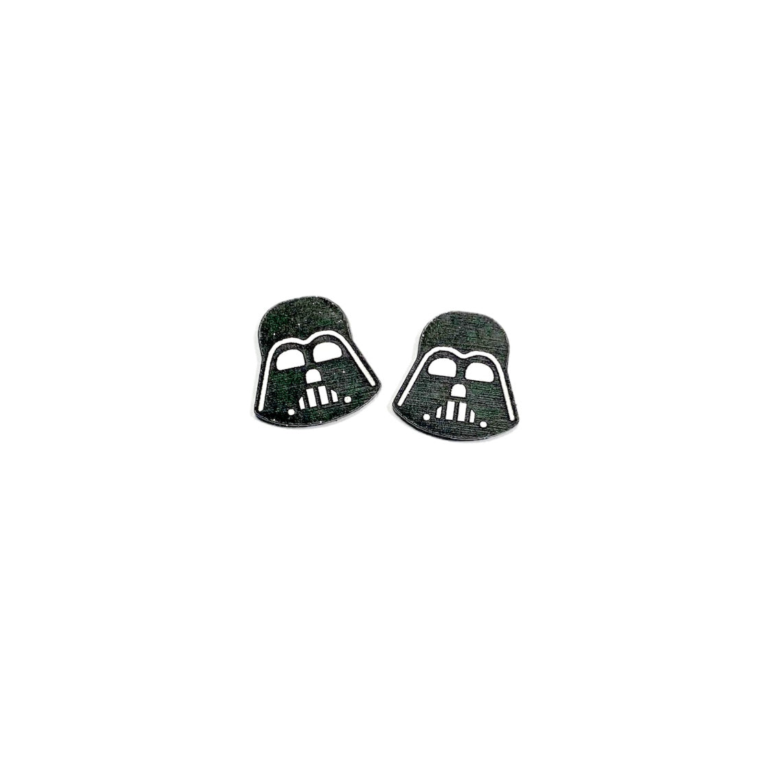 Vader - 15mm Shaped Studs