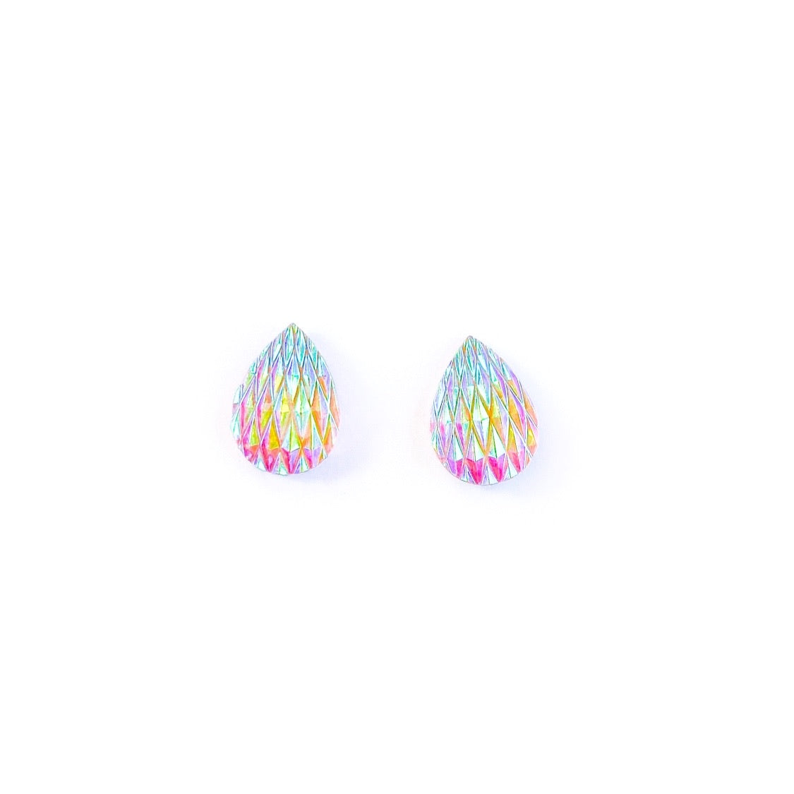 Sunset Shells - 13mm Shaped Studs