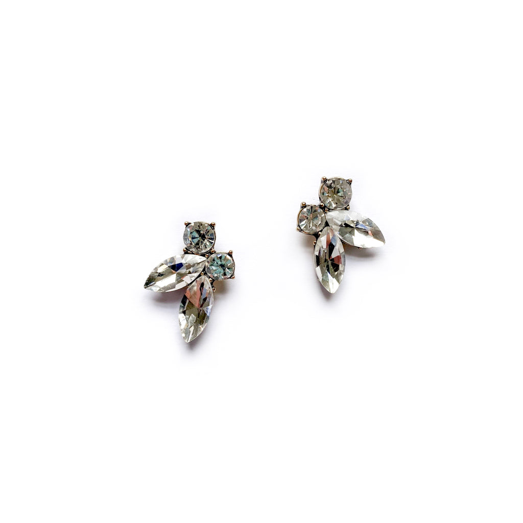 Hide Your Diamonds - Glam Studs