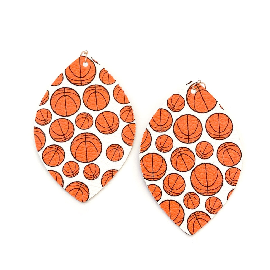 Basketballs - Leaf Drops