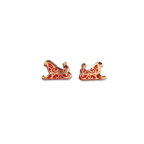 Sleigh Ride - 15mm Shaped Studs