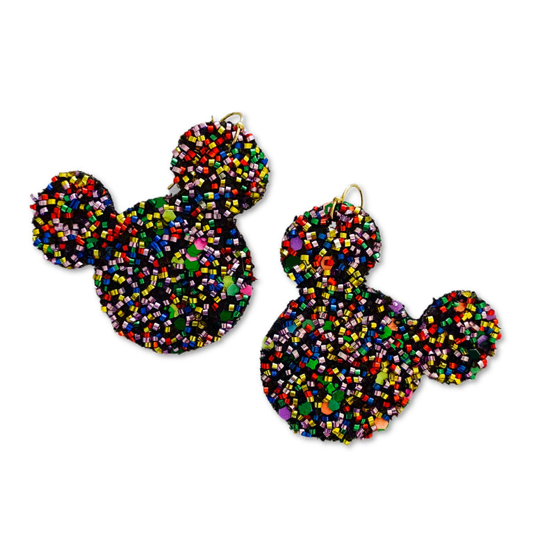 Holiday Glitter - Mouse Ear Drops