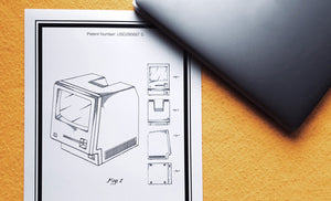 Mac Patent Print - Retro Patents