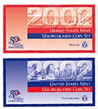 2002 20 Coin D/P US Mint Set