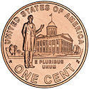 (10) 2009-P BU Professional Lincoln Cents