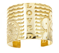Decorative Loved Cuff
