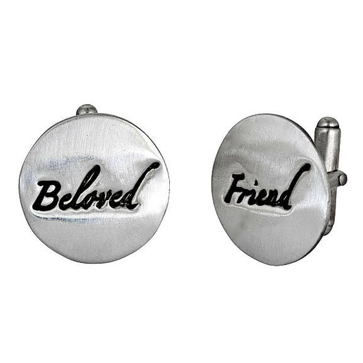 Beloved Friend Cufflinks (