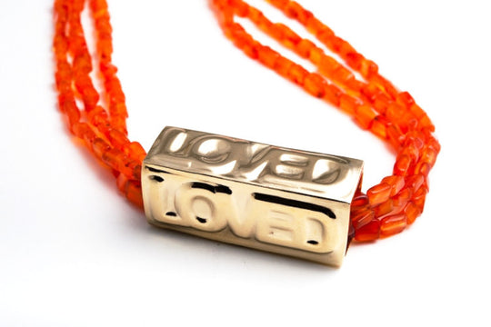 Loved All Around Necklace