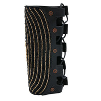 Black & Gold Arm Cuff