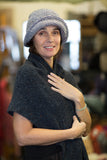Handwoven Studio Donegal Ladies Irish Tweed Hat