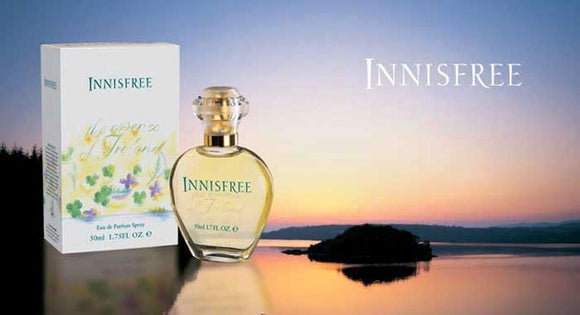 Inisfree Eau de Parfum Spray -  Fragrance of Ireland