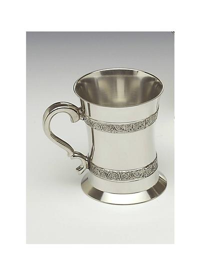 Mullingar Pewter Kells Tankard -  Mary-Anne's Irish Gift Shop