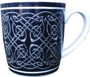 Ceramic Mug - Celtic -  Natures Craft