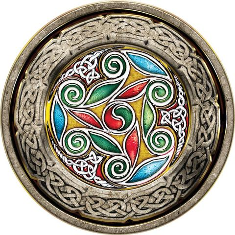 Coaster Set Celtic 4 Pack -  Natures Craft
