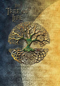 Notebook - Tree of Life -  Natures Craft