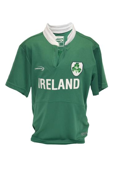 Kids Ireland Rugby Top -  Aran crafts