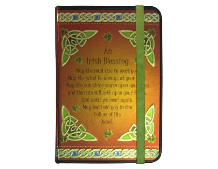 Journal-Irish Blessing -  royal tara