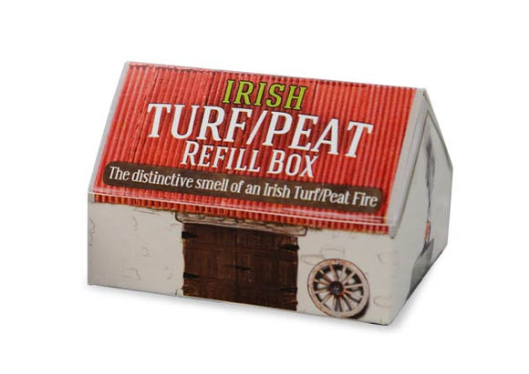 Turf Peat Incense Refill Kit