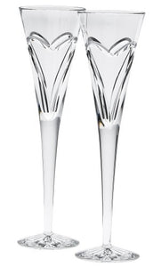 Waterford Crystal Romance Flutes -  Waterford Crystal