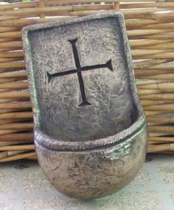 Wild Goose Studio Lough Derg Holy Water Font
