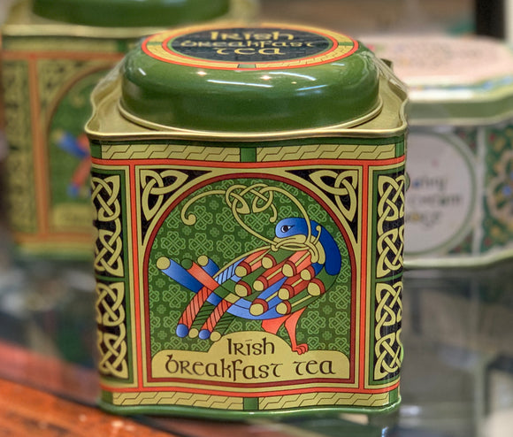 Irish Breakfast Tea in a Tin -  royal tara