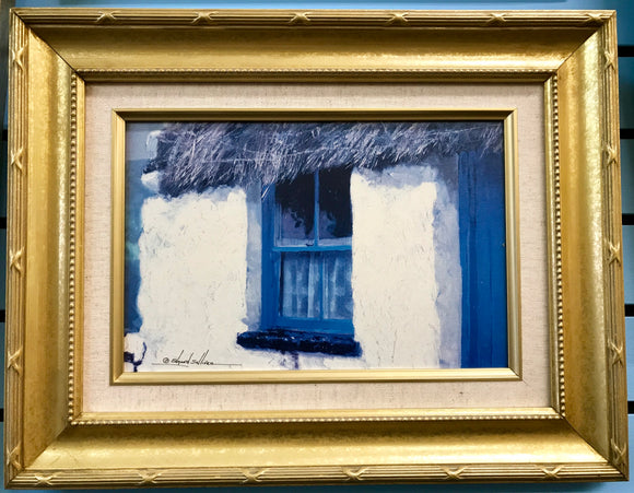 Edmund Sullivan Irish Cottage Painting -  Edmund Sullivan