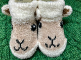 Super Soft Baby Sheep Booties -  Patrick Francis