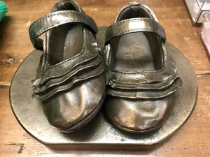 Genisis Bronze Girls Shoes -  Mary-Anne's Irish Gift Shop