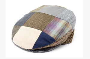 Irish Linen Cap -  Hanna Hats